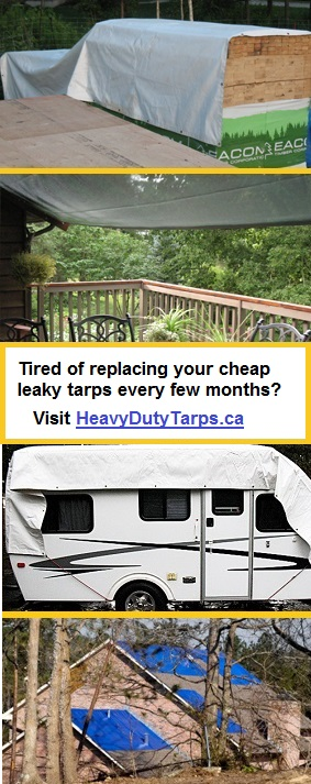 Well priced heavy duty tarps
